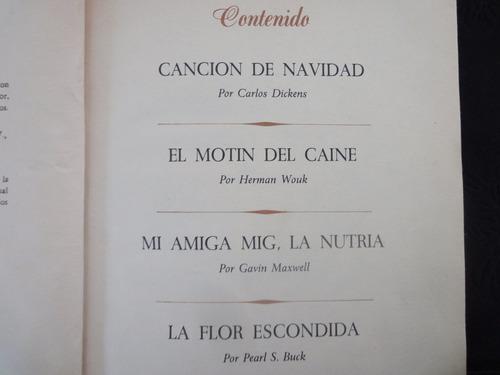 variedad de libros