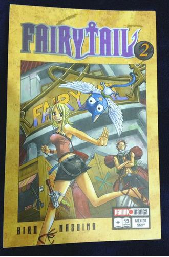 variedad de mangas fairy tail panini *precio por unidad*