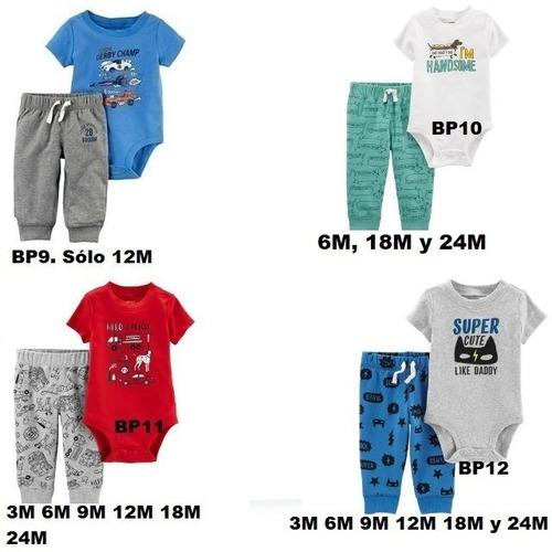 variedad en conjuntos niño carters ropa bebes pantalones