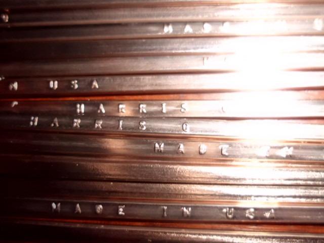 Varilla De Plata Harris 0 Para Soldar Made In Usa Bs 2