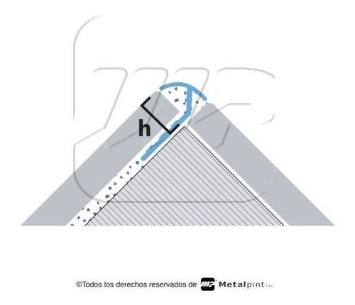 varilla guardacanto 9mm pvc marfil 2.5ml e005