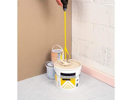 varilla mezcladora 80mm para pintura  stht28042 stanley