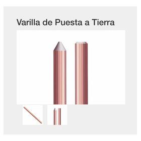 Varilla O Barra De Puesta A Tierra Intelli Tipo Copperweld