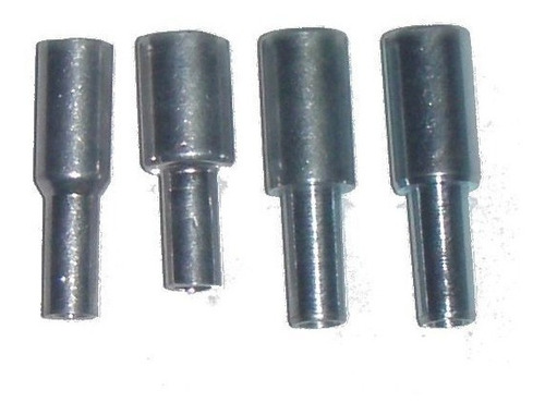 varillas de fibra vidrio8mm carpa iglu 6 unidades y elastico