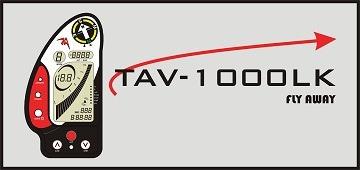 vario para integrar a gps tav-1000lk tirante-a