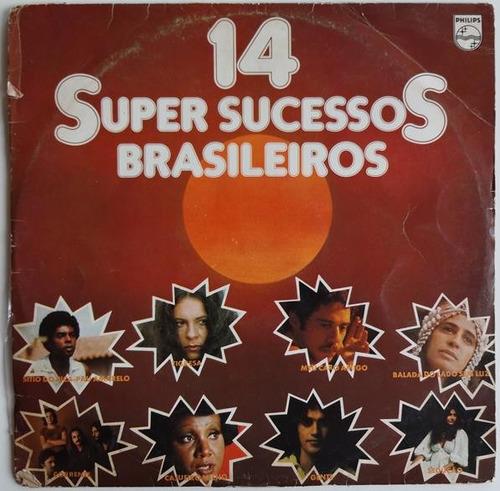 vários - 14 super sucessos brasileiros