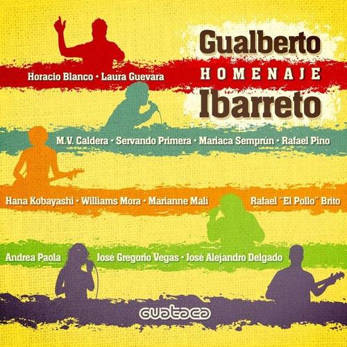 varios artistas - homenaje a gualberto ibarreto (digital)
