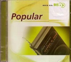 vários artistas - série bis - cd duplo - popular