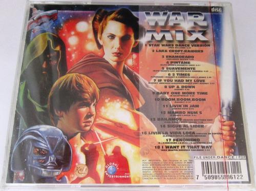 varios artistas - war mix nuevo cerrado