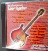 **vários (beatles)**  **come together-guitar tribute vol.2**