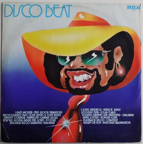 vários -  disco beat