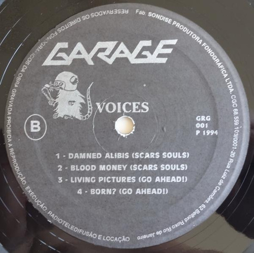 vários - garage voices