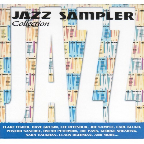 varios jazz sampler collection disco 5 cd ´ s