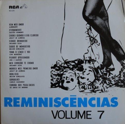 vários - reminiscências volume 7