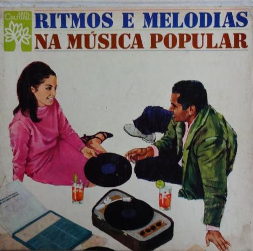 vários - ritmos e melodias na música popular