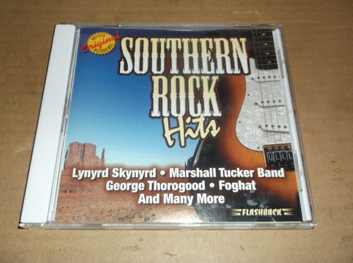 varios - southern rock hits cd elpusty