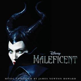 Various Artists Maleficent Original Soundtrack Cd Us Imp