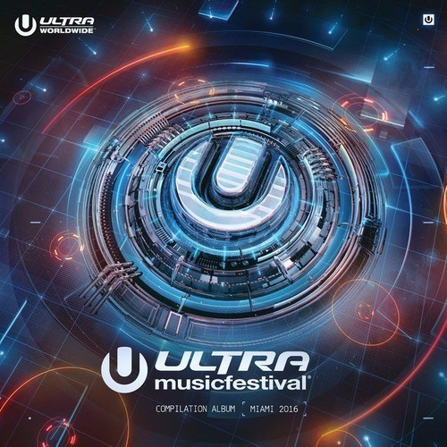 various artists - ultra music festival 2016 (itunes)