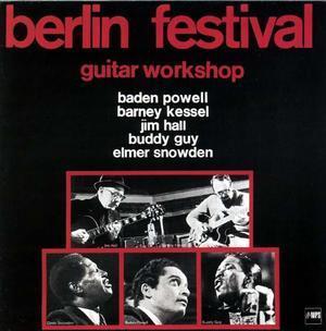 various -  berlin festival guitar workshop (lp 1975)