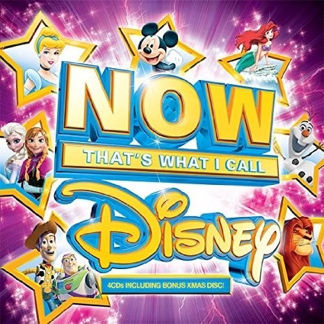 various - now that's what i call disney (itunes)