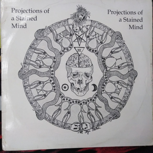 various projection of a stained mind vinilo edición limitada