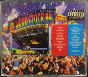Various - Woodstock 99 2xcd (1999) Rock Funk Hip-hop