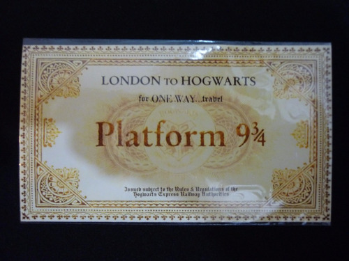varita de hermione + boleto hogwarts + carta + taza