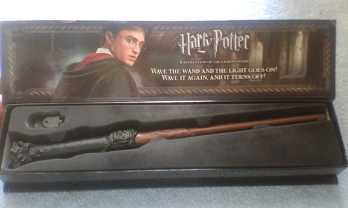 varita harry potter the noble collection