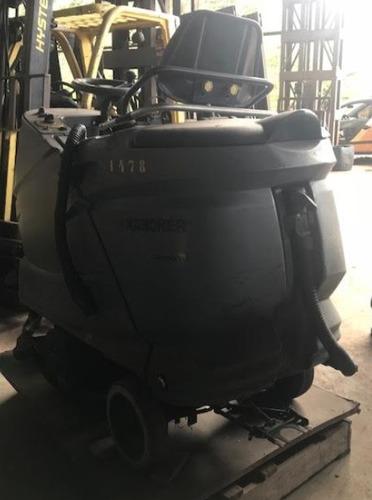 varredeira e lavadora karcher b140