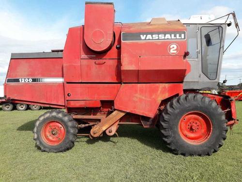 vasalli 1200-1995- doble traccion- deutz 190-plat 23 pies