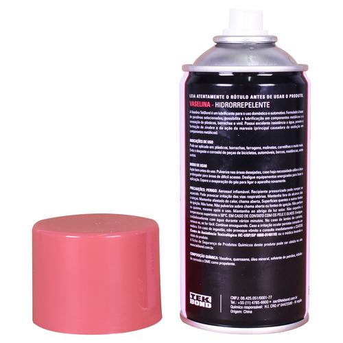 vaselina em spray 300 ml tekbond
