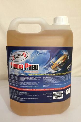 vaselina liquida industrial 05 lts / limpa pneu super 05 lts