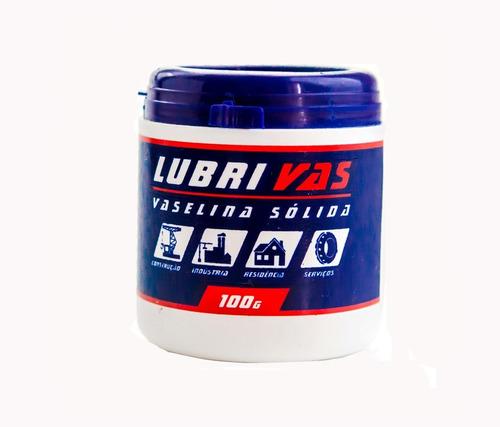 vaselina sólida lubrificante de conduítes orings pneus 100g