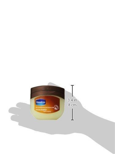 vaselina vaselina de manteca de cacao, 7.5 oz