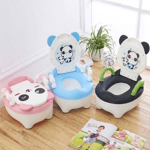 vasenilla mica panda entrenador de bebe recipiente removible