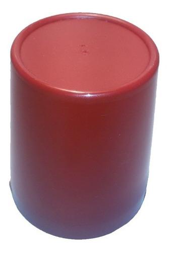 vasinhos lembrancinha 100 pçs ótimo preço 7cm vermelho