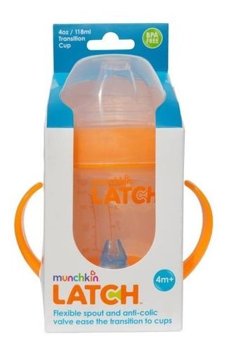vaso 120ml latch munchkin