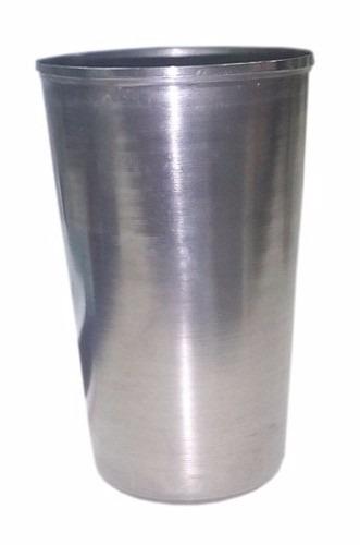 vaso acero inoxidable 11 cm altura