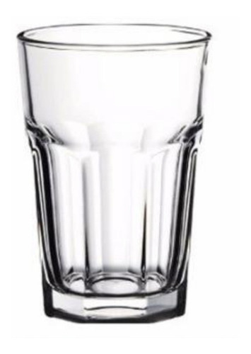 vaso bar resto facetado durax cerveza vino gaseosa 400cc