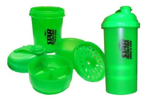 vaso batidor shaker smart star nutrition 500ml envíos