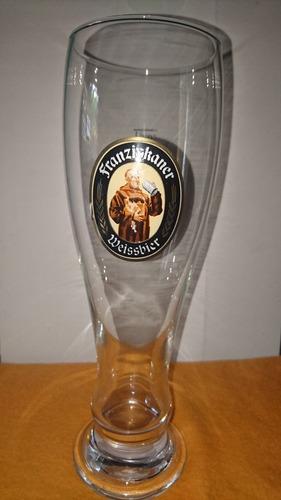 vaso cerveza franziskaner