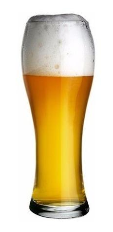 vaso cerveza joinville nadir 680ml caja x12 vidrio alto