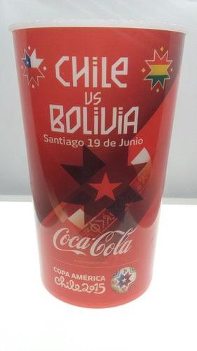 vaso coca cola copa america 2015