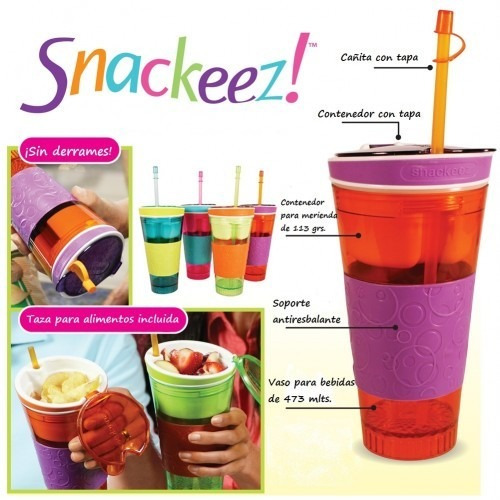 vaso - contenedor frutas