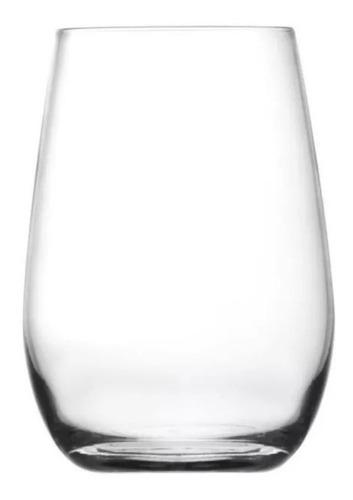 vaso copon vidrio coctail dubai nadir 460 ml x 6 unidad
