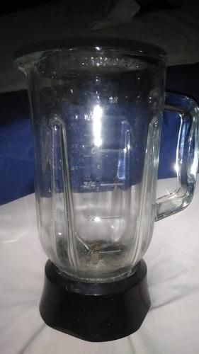 vaso cristal para licuadora black & decker