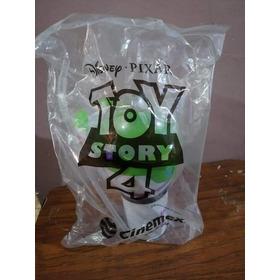 Vaso De Buzz Lyghtears De Toy Story 4 De Cinemex Nuevo!!!