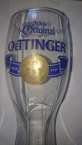 vaso de cerveza oettinger 0,50 l