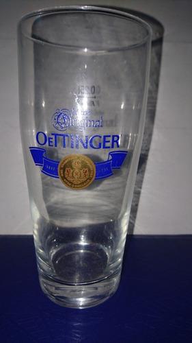vaso de cerveza oettinger