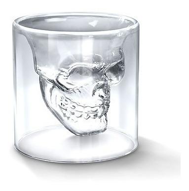vaso de chupito calavera, fiesta, shoot